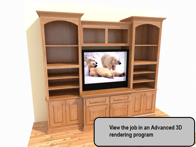 Cabinet Planner - Parametric Cabinet and Casework Software
