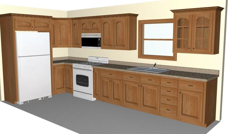 Mark bujko designs antique small kitchen design samples for Examples of kitchen cabinets